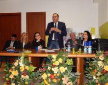 Aprilia – Point elettorale in via Goito per il sindaco Terra, inaugurazione senza il Terzo Polo
