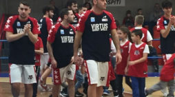Basket maschile serie C Gold: la Virtus Aprilia in casa del Frascati.