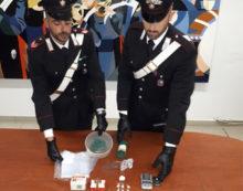 Operazione antidroga ad Aprilia: arrestata una 36enne ed il compagno di 50 anni.