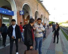Aprilia, Vulcano incontra i pendolari della Roma-Nettuno con la lista Apl