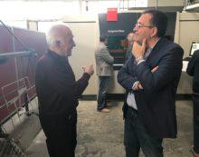Il sindaco di Aprilia incontra le aziende del territorio