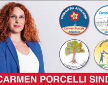 Ambiente, acqua, salute e rifiuti: i beni comuni al centro del programma di Carmen Porcelli