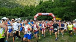Oltre 350 atleti per la Campestre Oasi di Ninfa, in memoria di Emiliano Di Girolamo