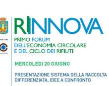 """""""Rinnova"""", sistema della raccolta differenziata: idee a confronto:  Forum a Latina."""
