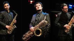 """ARDEA – Festival """"Domus Danae"""": stasera """"Pittura astratta in Italia"""" e l'Arya Sax Trio."""