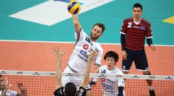 Superlega – Andrea Rossi firma con la Top Volley fino al 2020