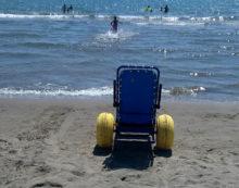 Ardea: questo sabato sul Lungomare degli Ardeatini l'inaugurazione della spiaggia per disabili.