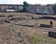 Ardea, nuovo sabotaggio presso l'area archeologica di Casarinaccio