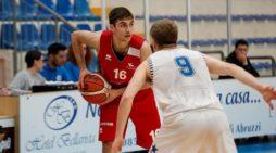 Basket – A Latina accordo con Alessandro Cassese