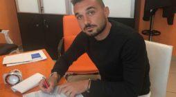 Daniele Corvia è un nuovo giocatore dell'Aprila Racing Club