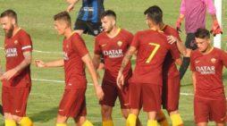 Calcio – Al Francioni la Roma batte Latina 9-0
