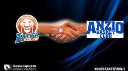 La Latina Basket sigla un accordo di collaborazione con la società Anzio Basket Club.