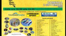 """Domenica 2 settembre """"Festa dello Sport"""" a Pontinia."""
