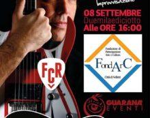"""""""Festival dei Castelli Romani"""": l'8 settembre le premiazioni e lo stage con Cesareo."""