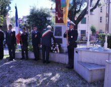 Ad Albano la commemorazione per i carabinieri Salvo D'Acquisto e Vittorio Marandola