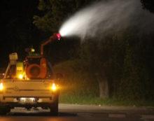 A Latina dal 23 al 27 Settembre nuovi interventi di disinfestazione adulticida contro le zanzare.
