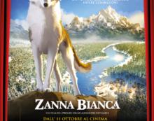 """A Cinecittà World l'anteprima nazionale di """"Zanna Bianca""""."""