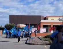 Anche oggi dipendenti Coop di Aprilia in sciopero