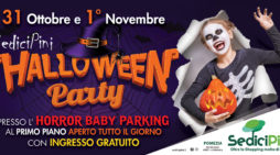 Halloween Party al Centro Commerciale Sedici Pini di Pomezia