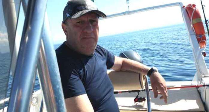 Cadavere rinvenuto al largo di Anzio: è il 56enne di Latina Maurizio Baglieri.