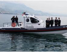 Un nuovo battello per i carabinieri di Ponza