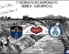 Calcio di serie D, girone G: questa domenica l'atteso derby tra il Latina Calcio e l'Aprilia Racing Club.