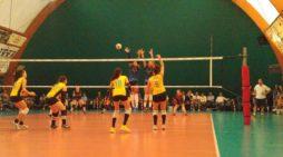 Esordio sul velluto per la Giò Volley Aprilia che batte Salerno