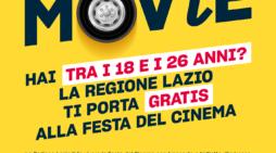 Festa del Cinema a Roma, il viaggio è gratis per gli under 26