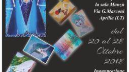 Ad Aprilia la mostra pittorico-poetica di Mario Spagnoli e Veruska Vertuani.