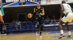 Basket – Latina batte Agrigento 94-89