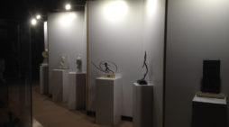 """Al Museo Diocesano di Sermoneta la mostra """"Dialoghi contemporanei"""" con le opere di Tony Di Nicola."""