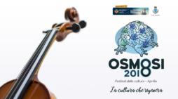 All'ex Claudia torna Osmosi: il Festival della Cultura della città di Aprilia
