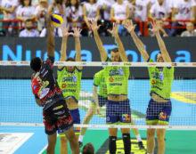 Superlega – La Top Volley Latina perde in casa del Perugia