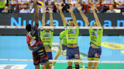 Superlega – La Top Volley Latina perde in casa del Perugia