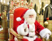 Babbo Natale cercasi!!! casting in un noto centro commerciale di Roma. Compenso netto: 1.800 euro.