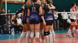 Pallavolo – Un trionfo per la Giò Volley Aprilia ora sola in vetta