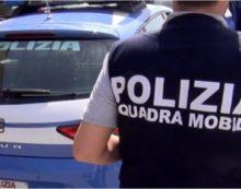 Gli agenti della Squadra Mobile di Latina arrestano un giovane imprenditore per spaccio.