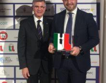 """L'agenzia di comunicazione romana """"Net In Progress"""" vince il """"Premio Unicom L'Italia che Comunica 2018""""."""
