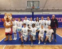 Basket femminile, la Virtus Aprilia ed il San Raffaele questa sera contrapposte per la finale di Coppa Lazio.
