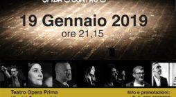 """Al Teatro Opera Prima di Latina in scena """"Imprò 3 vs 3"""""""
