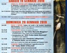 """A Velletri questo fine settimana """"Festa di Sant'Antonio Abate"""" e """"Sagra della Polenta e dei Zampitti""""."""