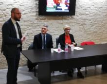 Latina – Sicurezza e alleanze, lezione di politica di successo con l'ex ministra Pinotti