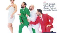 """Al Teatro Tognazzi di Velletri in scena """"La Storia d'Itaglia""""."""