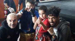 Soddisfazioni a Roma per gli atleti della Muay Thai di Aprilia