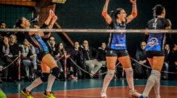Seconda vittoria consecutiva per la Giò Volley Aprilia