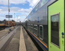 Malore a bordo di un treno della linea Roma-Nettuno: convoglio fermo a Campoleone per mezz'ora.
