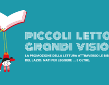 """L'iniziativa """"Nati per Leggere"""" fa tappa alla Biblioteca """"Manuzio"""" di Latina."""