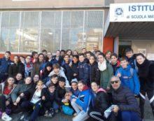 Corsa campestre, la scuola Gramsci di Aprilia sul podio