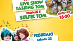 """Un """"Carnevale Fantastico"""" al centro commerciale Sedici Pini di Pomezia!"""