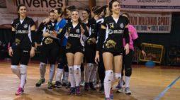 Pallavolo femminile serie C: la Virtus Latina ospita il Margutta Civitavecchia.